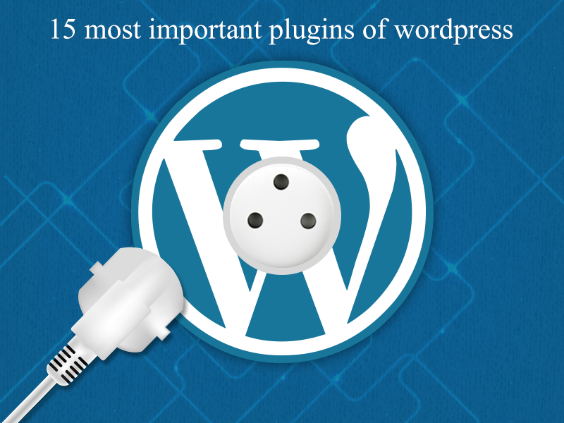 15 most important plugin for wordpress