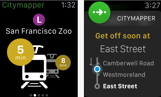 citymapper the ultimate real time public transport