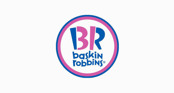 hidden meaning behind baskinrobbins logo