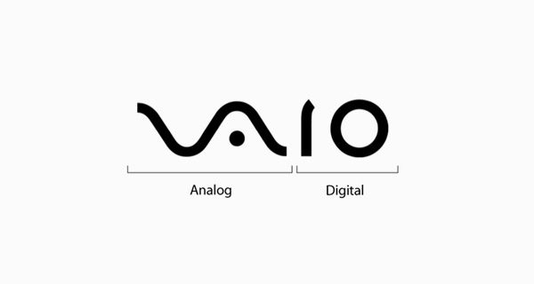hidden meaning behind vaio logo