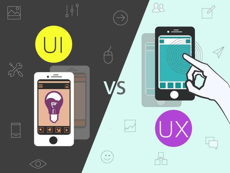 Ux-UI Difference