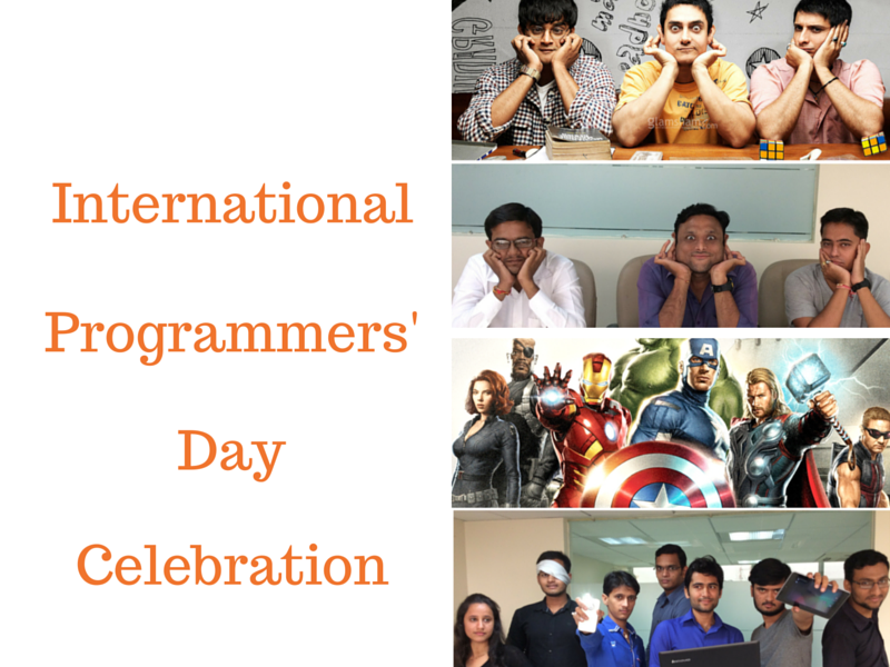 International Programmers' Day Celebration