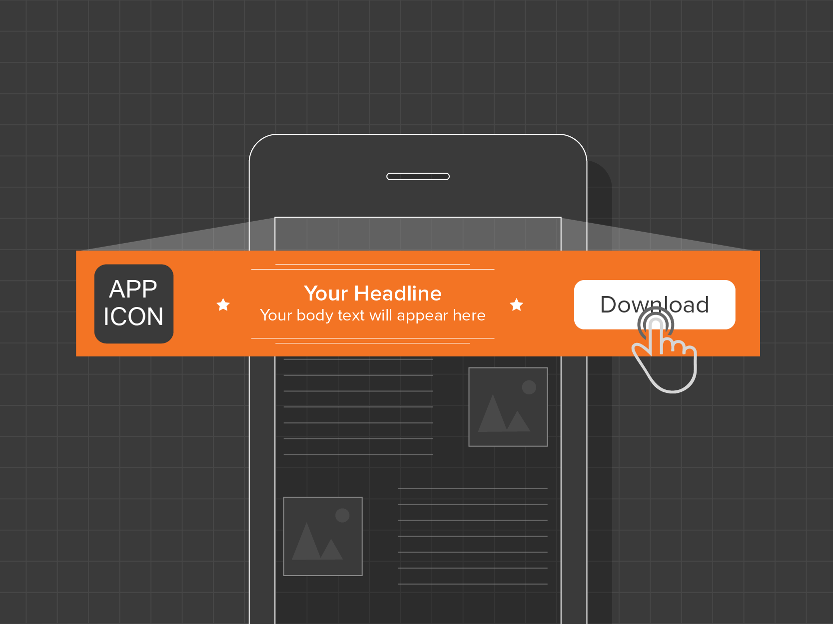 12 rules to design app banner and make your banner a hit!