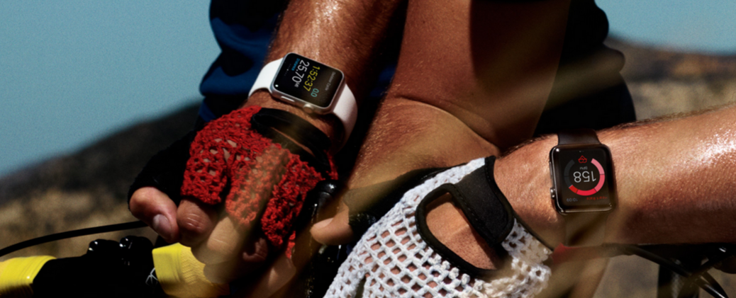 apple watch wearable tech