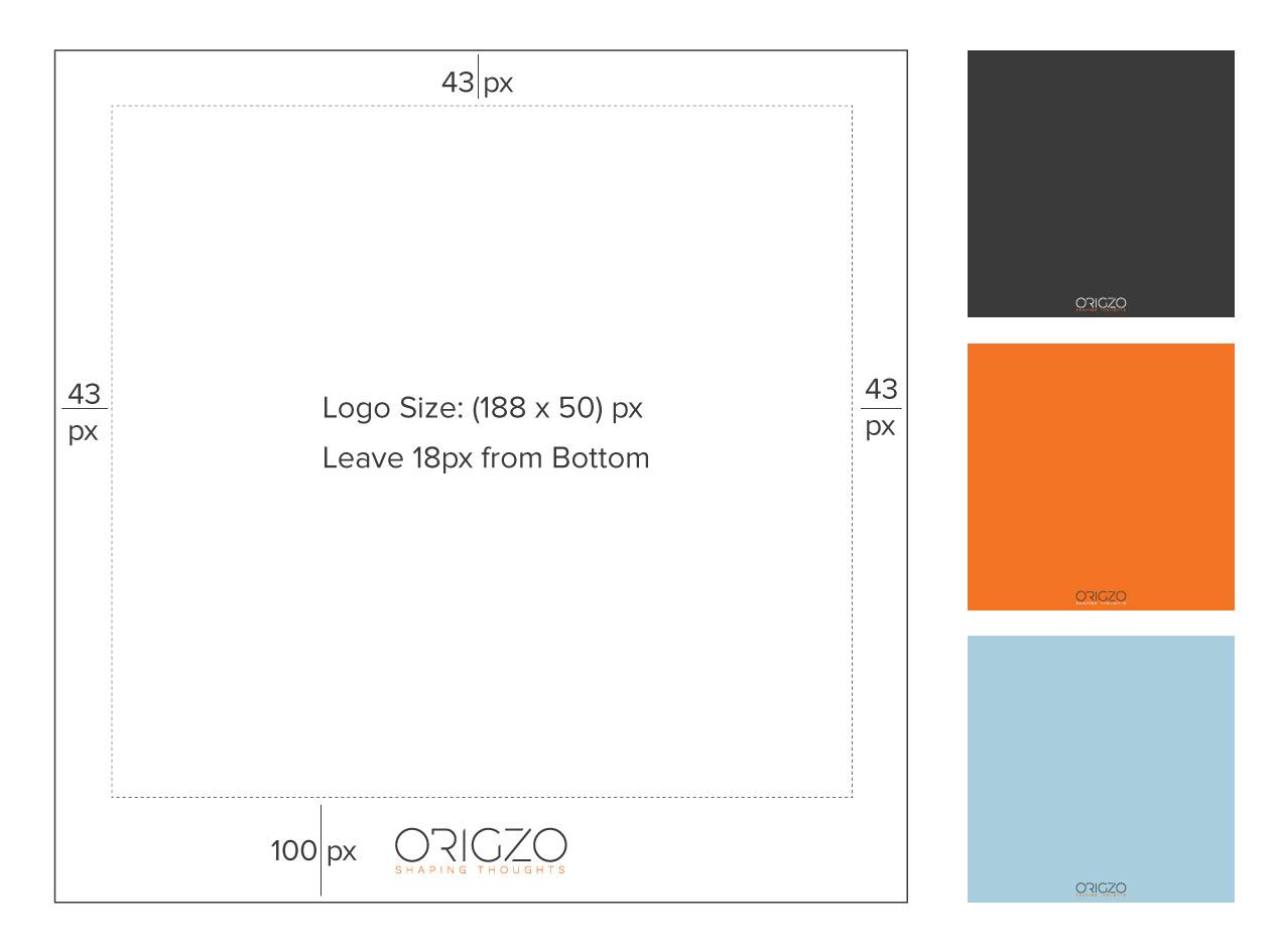 social media design template origzo
