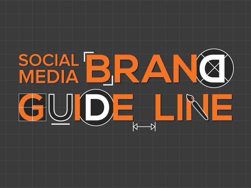 social media visual branding guidelines